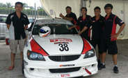 Kenny finished 3rd in Round 4 of Malaysian Super Series (MSS) 2013