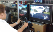 Driving Simulator at KEGANI