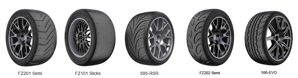 FEDERAL Motorsports Tyres